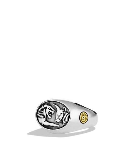 Lion & Ox Petrvs Ring