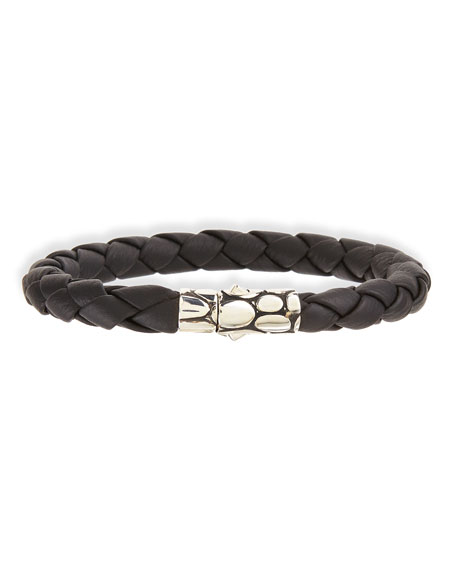 John Hardy Kali Leather Bracelet