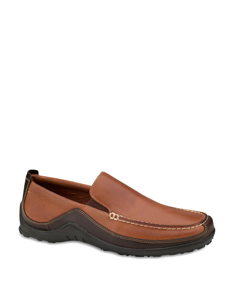 Tucker Venetian Loafer, Tan