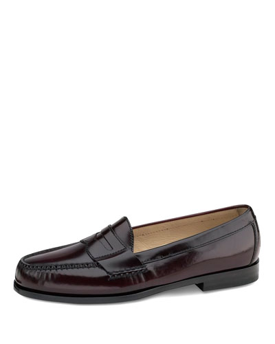 Pinch Penny Loafer, Burgundy