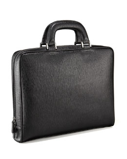 Salvatore Ferragamo Revival Slim Laptop Case