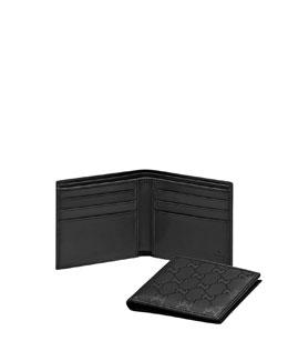 Gucci Imprime Bi-Fold Wallet