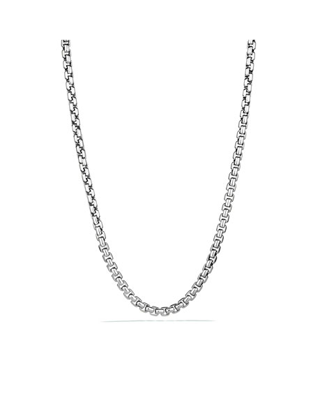 Box Chain Necklace
