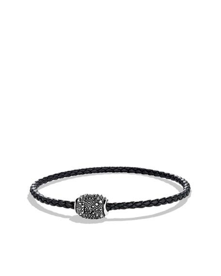 Naturals Sea Urchin Bracelet with Diamonds
