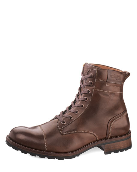 Montgomery Boot, Brown