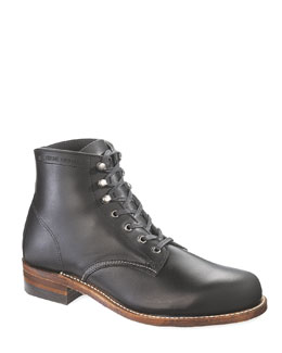 Wolverine 1000 Mile Boot, Black