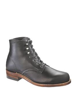 Wolverine 1000 Mile Boot, Black