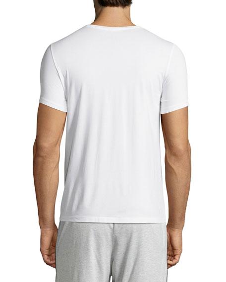 Cotton Superior Short-Sleeve Crewneck T-Shirt