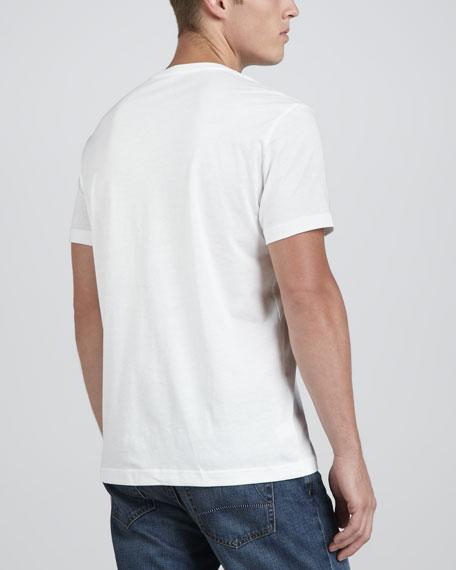 Pima Logo T-Shirt