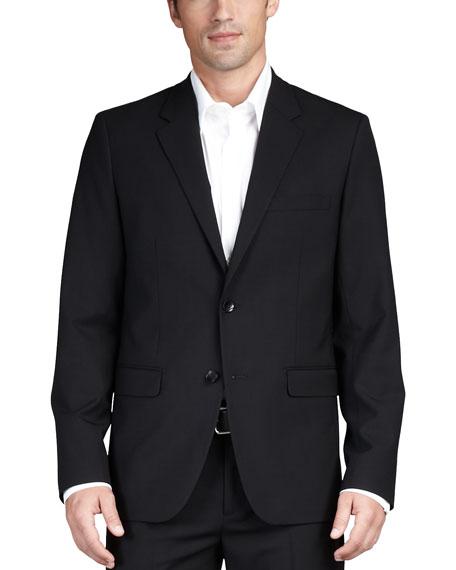 Sport Coat, Black