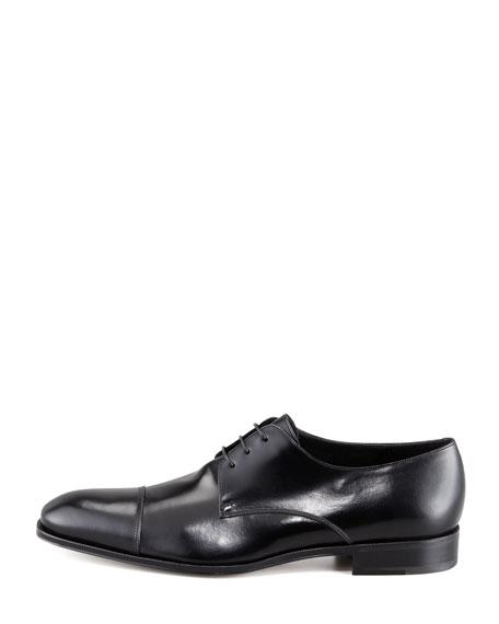 Farone Cap-Toe Derby Shoe