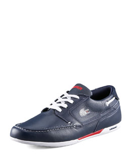 Lacoste Dreyfus Boat Sneaker