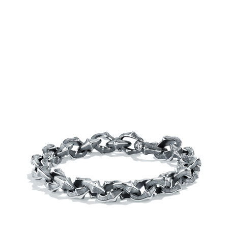 Armory Chain Link Bracelet, 8 1/2""