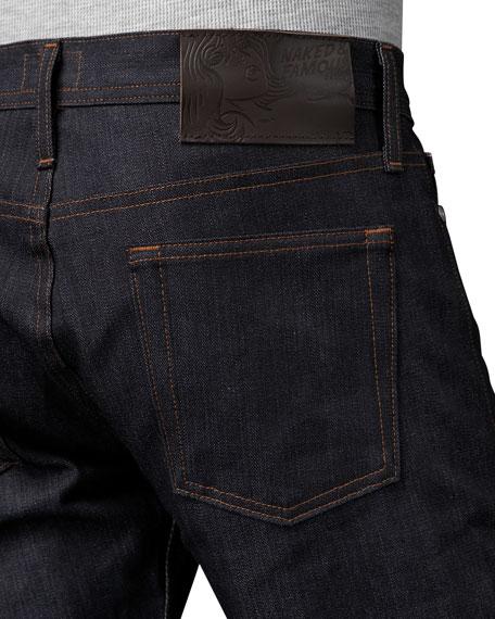 WeirdGuy Deep Indigo Selvage Jeans