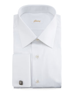 Brioni French-Cuff Dress Shirt