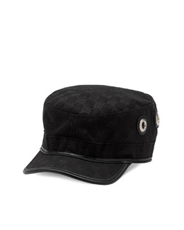Gucci Military Cap