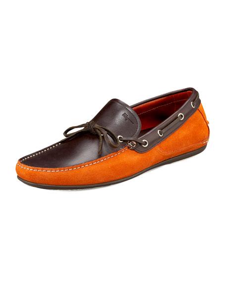 Mango Four Boat Shoe