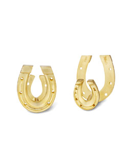 Robin Rotenier Horseshoe Cuff Links