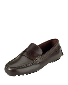 Cole Haan Air Grant Penny Driver, Dark Brown