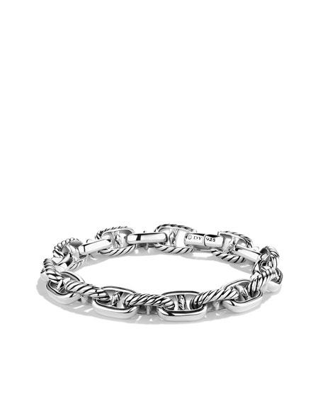 Maritime Anchor Link Bracelet