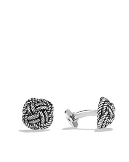 David Yurman Maritime Rope Cuff LinksLinks
