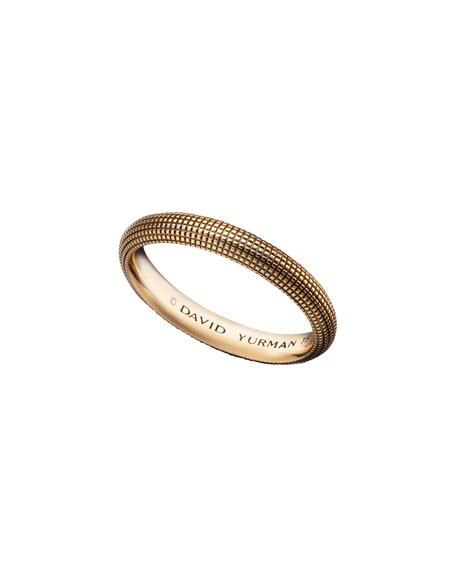 Sky Band Ring,  3.5mm