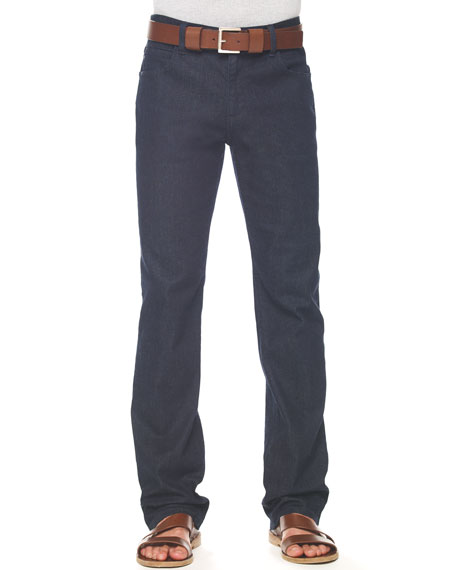 Modern-Fit Stretch Jeans