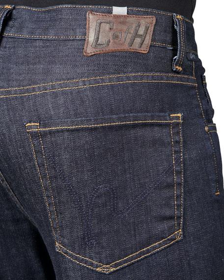 Sid Ultimate Straight-Leg Jeans