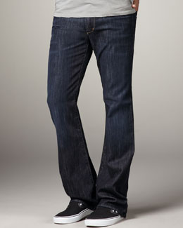 Citizens of Humanity Jagger Big Sur Boot-Cut Jeans