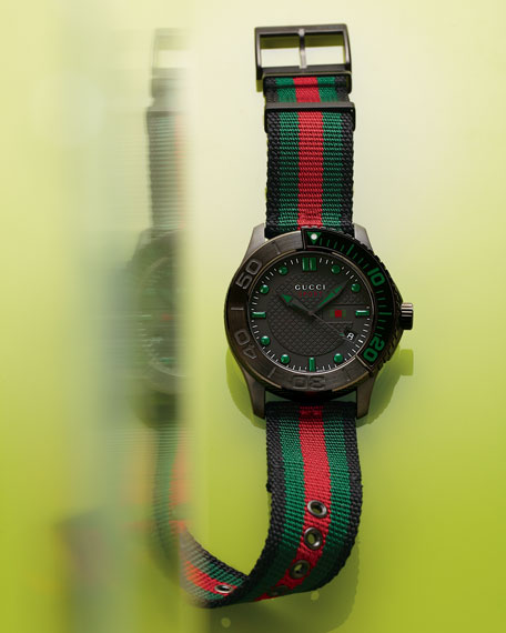 Sport XL Watch, Black