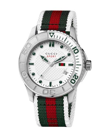 Sport XL Watch, White