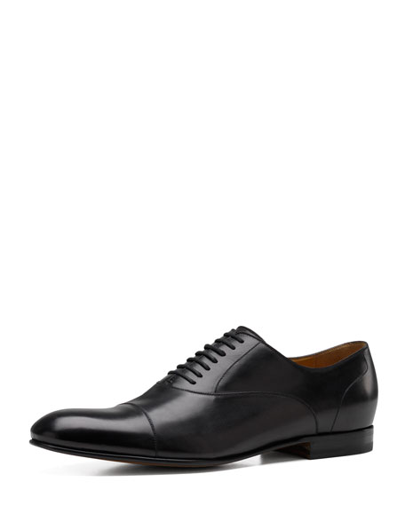 Marvin Lace-Up, Black