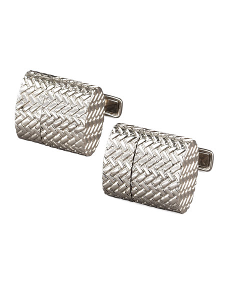 2.0 GB USB Cuff Links