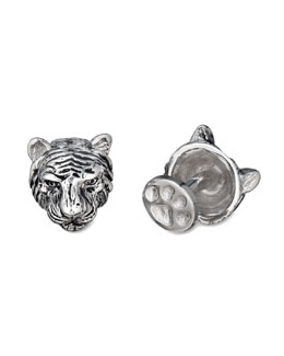 Robin Rotenier Tiger Cuff Links