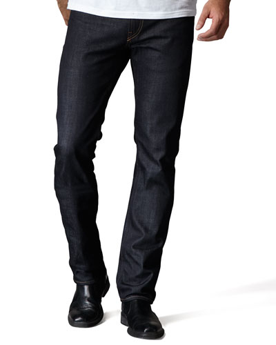 J Brand Jeans Kane Raw Jeans