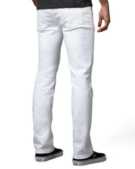 Brixton Optic White Jeans