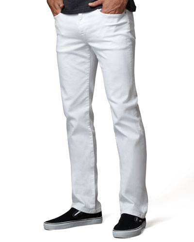 Joe's Jeans Brixton Optic White Jeans