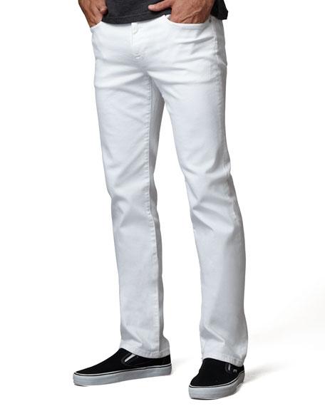 Brixton Optic White Jeans