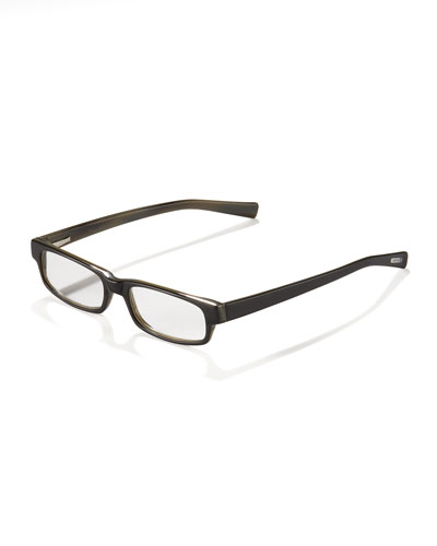 Eyebobs Left Brain Reading Glasses