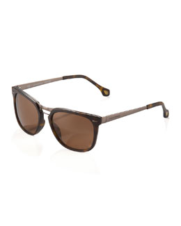 Ermenegildo Zegna Polarized Sunglasses