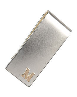 Heather Moore Personalized Money Clip