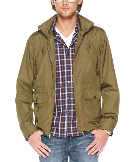 Double-Layer Jacket