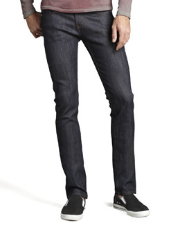 Naked and Famous Denim SkinnyGuy Indigo Power-Stretch Jeans