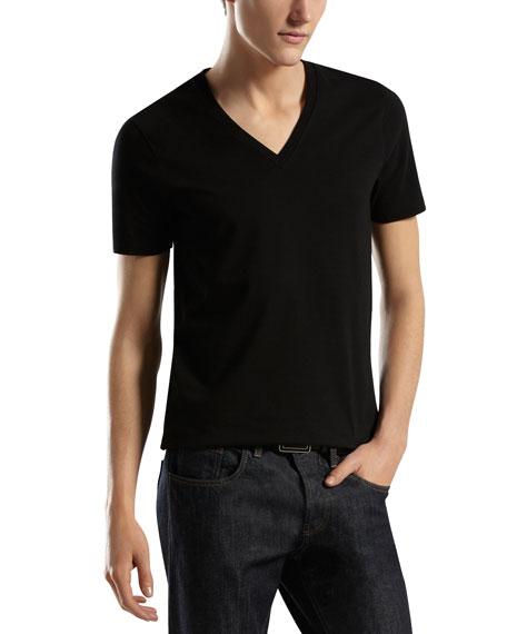 Gucci Trademark-Print T-Shirt