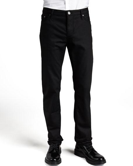 Slim Jeans, Black