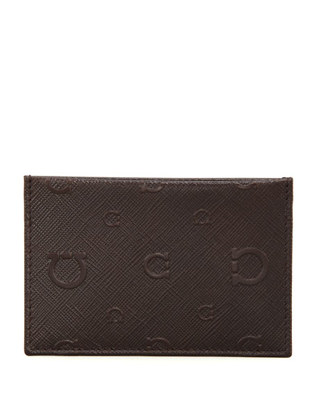 Apollo Card Case, Brown
