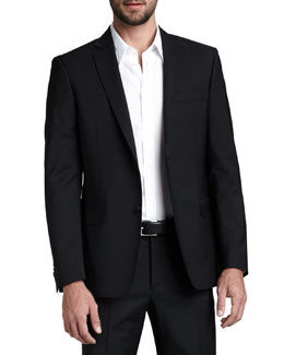Versace Collection City Fit Basic Suit