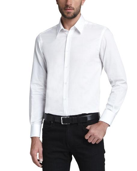 Basic Woven Shirt