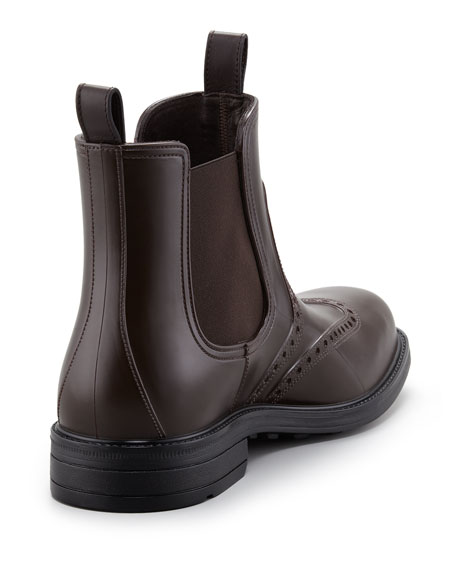 Balmoral Waterproof Wing-Tip Boot