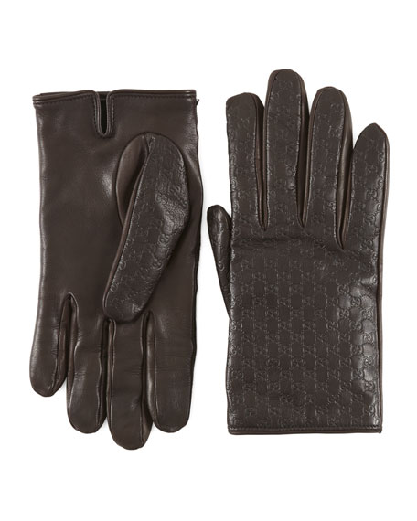Men's Gloves, Brown